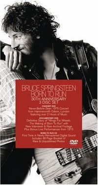Cover Bruce Springsteen - Born To Run - 30th Anniversary [DVD]
